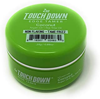 2nd Touch Down Edge Tamer (Coconut, 25g / .88oz)