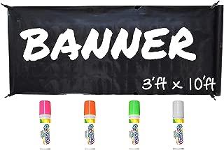 banner vinyl supplies