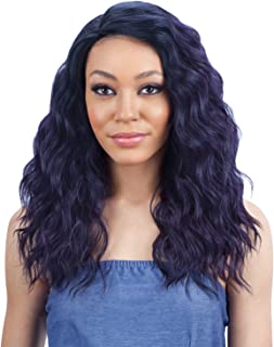 ModelModel Synthetic Hair Lace Front Wig Deep Invisible L Part Passion Meadow (1B)