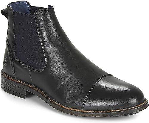 CASUAL ATTITUDE Jandy Botines Low botas hombres negro botas de   Baja