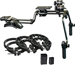 Vidpro MR-500 Motorized Focus & Zoom Shoulder Rig for Digital SLR Cameras