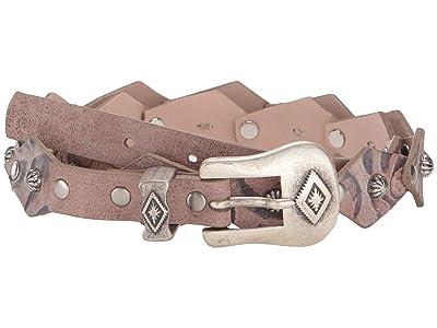 Leatherock Brady Belt (Hazel) Women