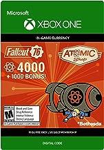 Fallout 76: 4000 (+1000 Bonus) Atoms  - Xbox One [Digital Code]