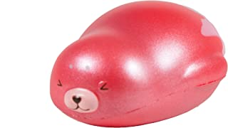 Puni Maru Jumbo Mochi Seal Squishy (Peal Strawberry)