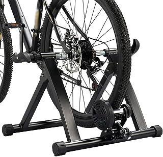 comprar comparacion Kabalo Bicicleta de Interior Plegable Ciclismo Turbo Trainer Bicicleta magnética Ejercicio Fitness Machine