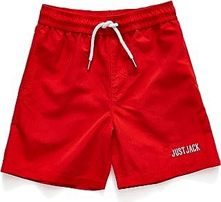 Just Jack Boys Knockabout Vintage Red Shorts