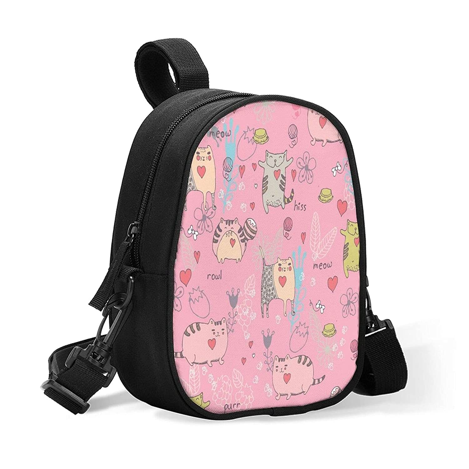 Cats Pattern Insulated Baby Bottle Daycare Upgrade Bag Size online shop for Overseas parallel import regular item
