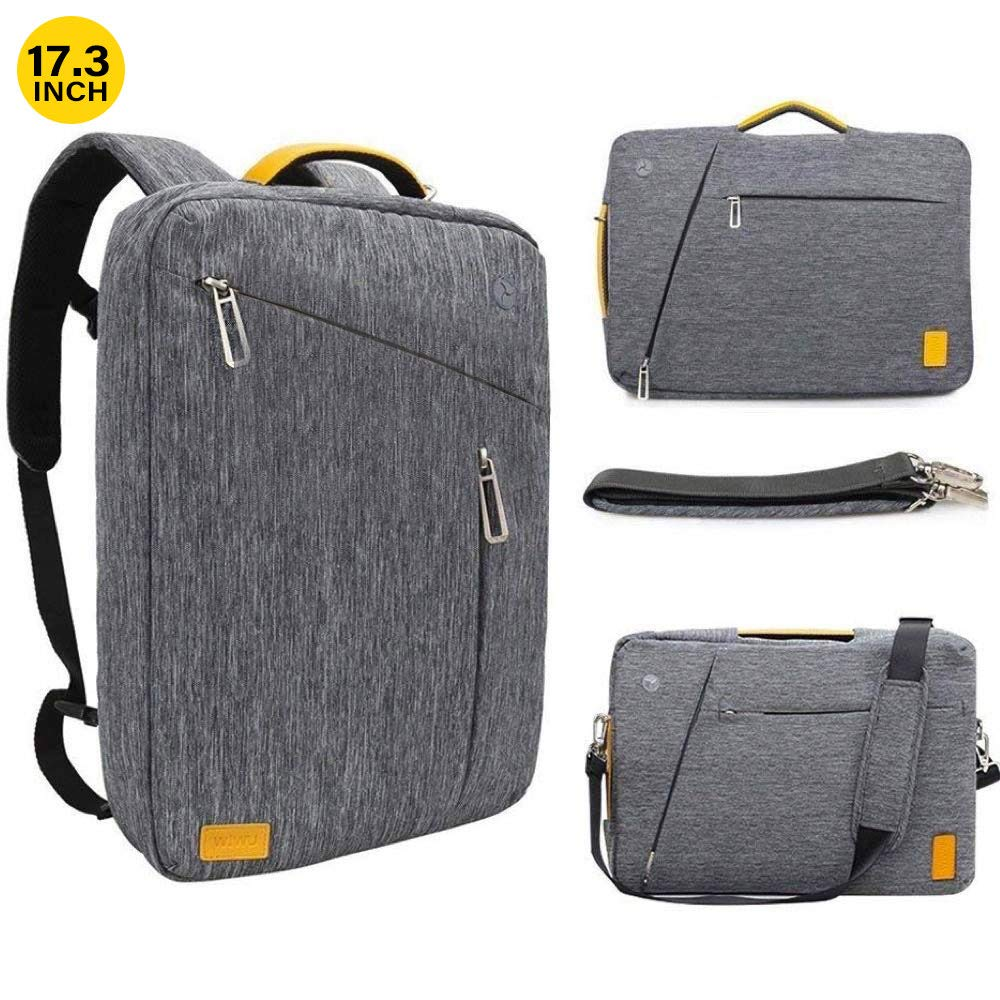 17 3 Inch Convertible Laptop Backpack