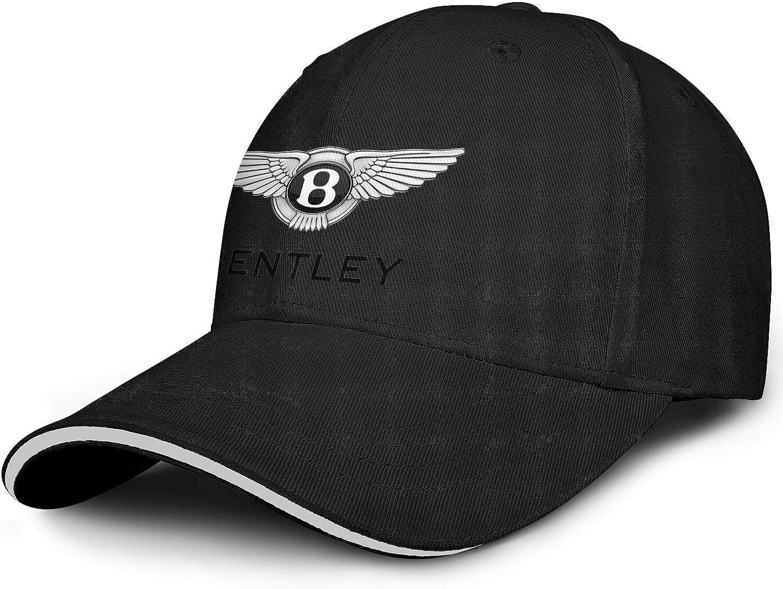 Mens Womens Baseball Cap Low Key Bentley-Logo- Sparkle Adjustable Baseball Cap Sun Hat : Clothing, Shoes & Jewelry