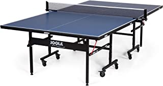 JOOLA Inside – Professional MDF Indoor Table Tennis Table with Quick Clamp Ping..