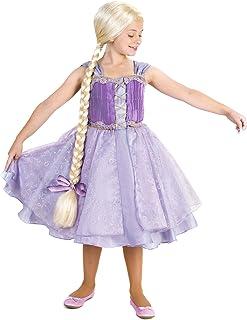 Princess Paradise Girl's Tower Princess Costume, X-Small Purple