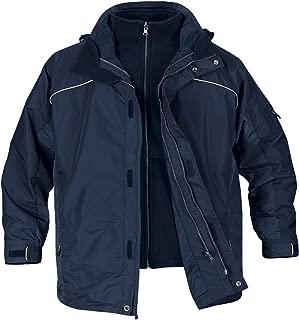 Stormtech Mens Vortex 3 in 1 System Parka Water Resistant Breathable Jacket