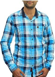 Abhishek Clothing Men's Cotton Casual Shirt