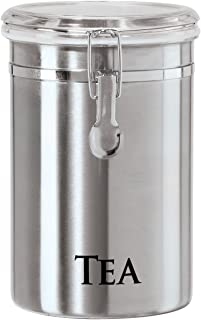 tea storage canister