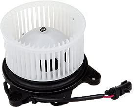 SCITOO ABS Plastic Heater Blower Motor w/Fan HVAC Resistors Blowers Motors fit for 2001-2004 Dodge Dakota /2001-2003 Dodge Durango Front