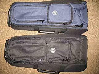 Bagpipe Backpack Case: Navy Blue
