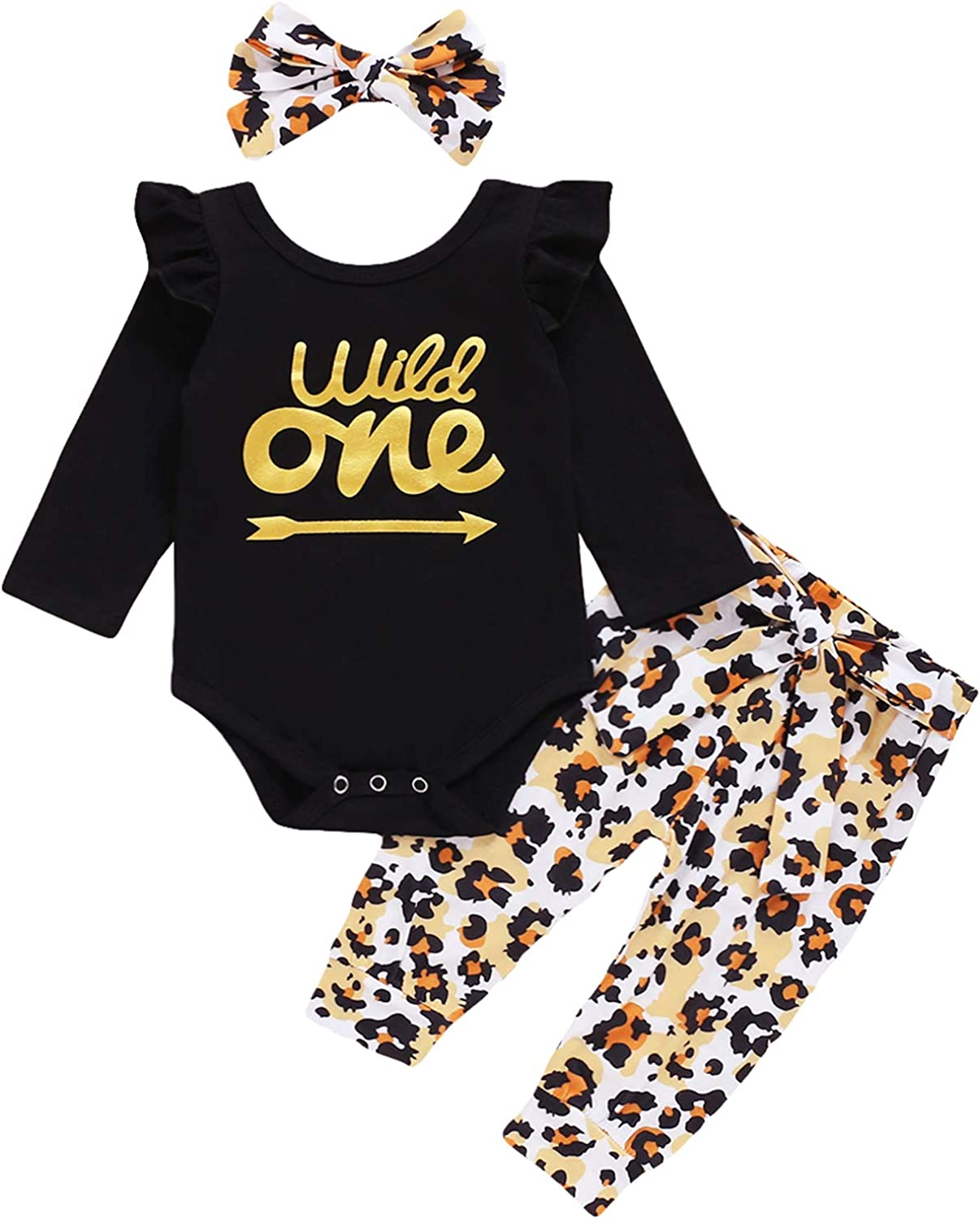 Baby Girl First Birthday Outfit One Birhtday OFFicial store All stores are sold Wild Shirt 1st