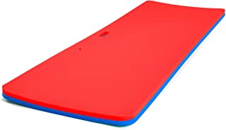 Floatation iQ Personal Floating Oasis - Premium Floating Water Pad/Pool Mat/Lounger - Made in USA w/Durable (PE) Tear Resistant Foam