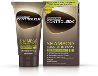 Just For Men Control GX Champú. Reduce las canas gradualmente. Resultado natural. 147 ml
