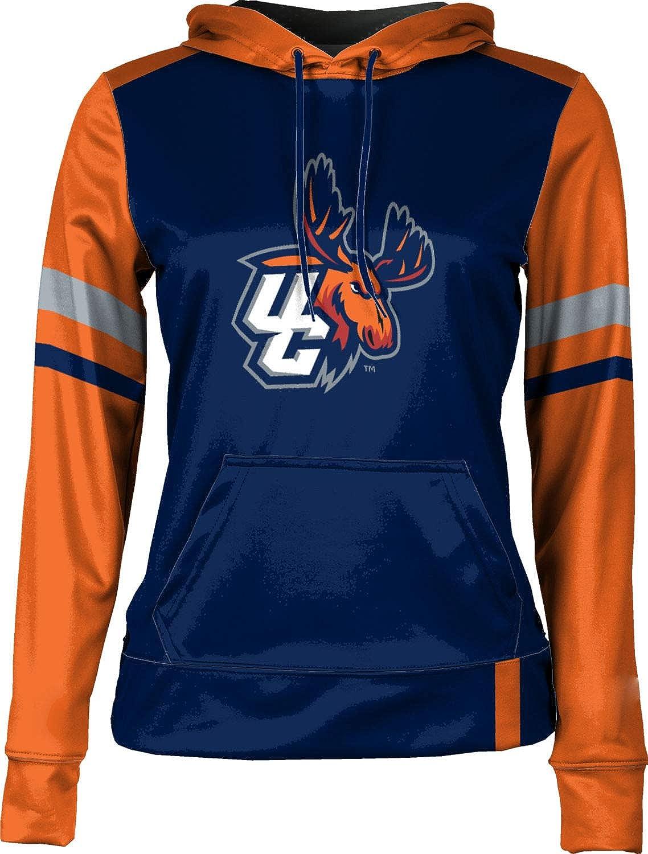 ProSphere Utica College University Girls' Pullover Hoodie, School Spirit Sweatshirt (Old School)