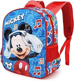 Mickey Mouse Music-Mochila Basic