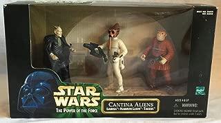 Qiyun Star Wars POTF Cantina Aliens Labria Nabrun Leids Takeel New SEALED 076281840598
