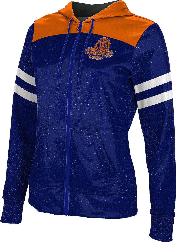 Lincoln University (PA) Girls' Zipper Hoodie, School Spirit Sweatshirt (Gameday)