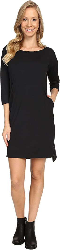 Repose Scoop Neck Dress