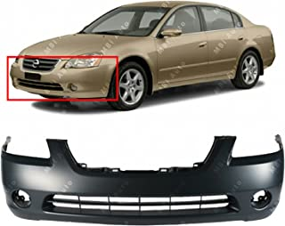 Best 2002 nissan altima front bumper cover Reviews