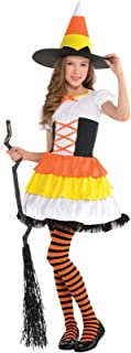 Amscan - Trick or Treat Witch Toddler Costume