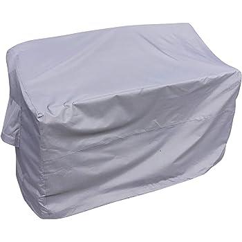 Bosmere Protector 6000 Dark Green 2 Seat Bench Cover Green C605 Amazon Co Uk Garden Outdoors