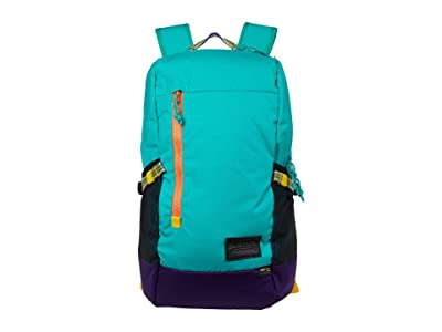 Burton Prospect 2.0 Backpack (Dynasty Green Cordura) Backpack Bags