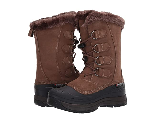 Baffin  Chloe (Taupe) Womens Cold Weather Boots