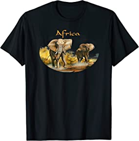 Africa T-shirt - Pride of Africa T-shirt