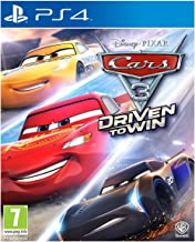 Cars 3 Driven to Win PlayStation 4 by Disney