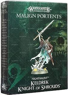 Games Workshop Nighthaunt Keldrek Knight of Shrouds Malign Portents Warhammer Age of Sigmar