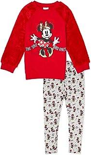 Disney Minnie Mouse Long Sleeve T-Shirt and Legging Set