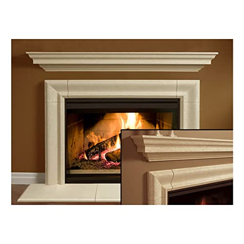 Pleasant Fireplace Mantel Kits Amazon Com Download Free Architecture Designs Scobabritishbridgeorg