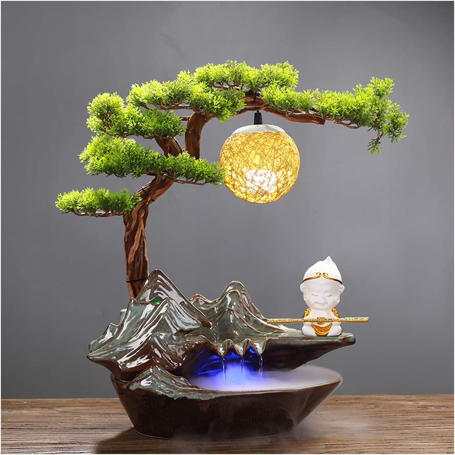 Water Fountains Indoor Rockery Obje Ball Fees free!! Transfer Fountain Max 72% OFF