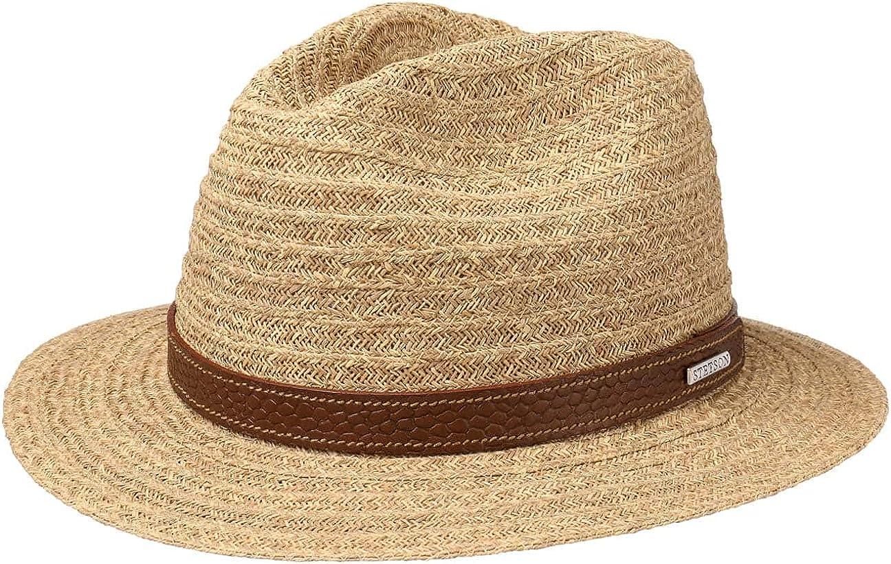 Stetson Barnell Traveller Raffia Product - Hat Men price