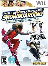 Triple Crown Snowboarding - Nintendo Wii