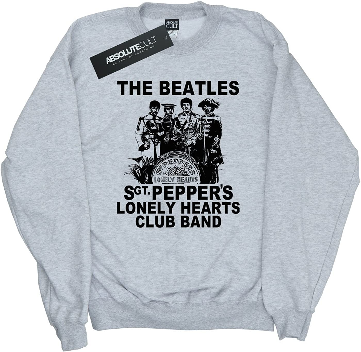 The Beatles Hombre Lonely Hearts Club Band Camisa De ...
