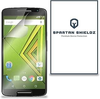 6X - Spartan Shield Premium HD Screen Protector For Motorola Droid Maxx 2-6X