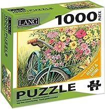 Lang Bicycle Boquet Puzzles - 1000 Pc (5038031)