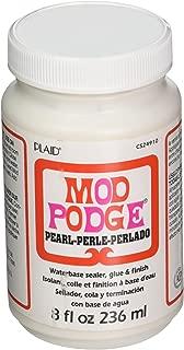 Mod Podge Pearl Finish (8-Ounce), CS24910, 8 oz