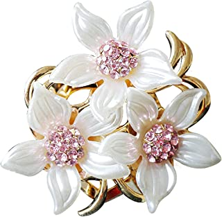 90ece1e3bd Amazon.com: Floral - Brooches & Pins / Jewelry: Clothing, Shoes ...