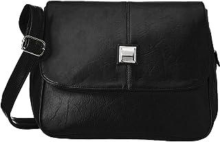Fristo women handbag (FRB-052)(Black)