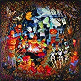 SUNSOUT INC Monsters Night Out 1000 pc Jigsaw Puzzle