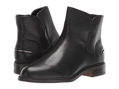 Franco Sarto Happily (Black Leather) Women