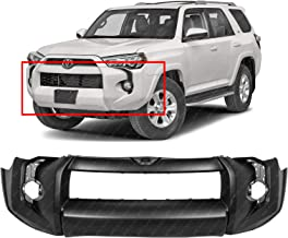 2018 toyota 4runner front bumper replacement